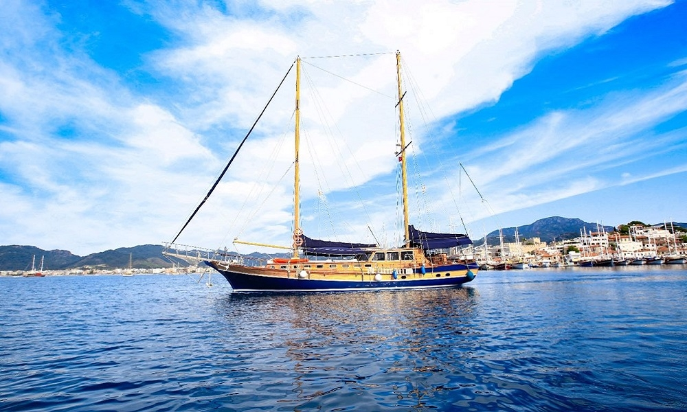 Elif Nil, marmaris yacht rental, boat rental, light tours yachts, blue cruise trip,Light Tours Blue Cruise, Gulet Charter, Yacht Charter 2724