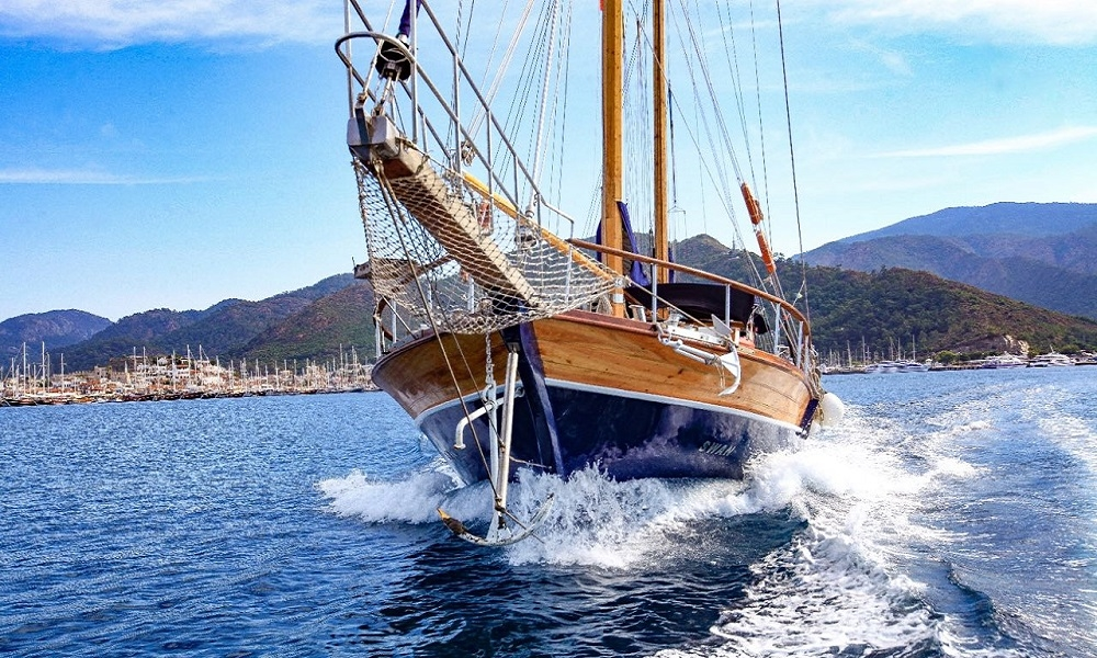 Elif Nil, marmaris yacht rental, boat rental, light tours yachts, blue cruise trip,Light Tours Blue Cruise, Gulet Charter, Yacht Charter,Marmaris Bo 2725