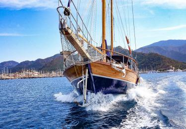 Elif Nil, marmaris yacht rental, boat rental, light tours yachts, blue cruise trip,Light Tours Blue Cruise, Gulet Charter, Yacht Charter 2725