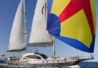Merlin Blue Yacht Charter Turkey,Light Tours Blue Cruise, Gulet Charter, Yacht Charter 2789