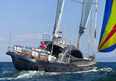 Merlin Blue Yacht Charter Turkey,Light Tours Blue Cruise, Gulet Charter, Yacht Charter 2790