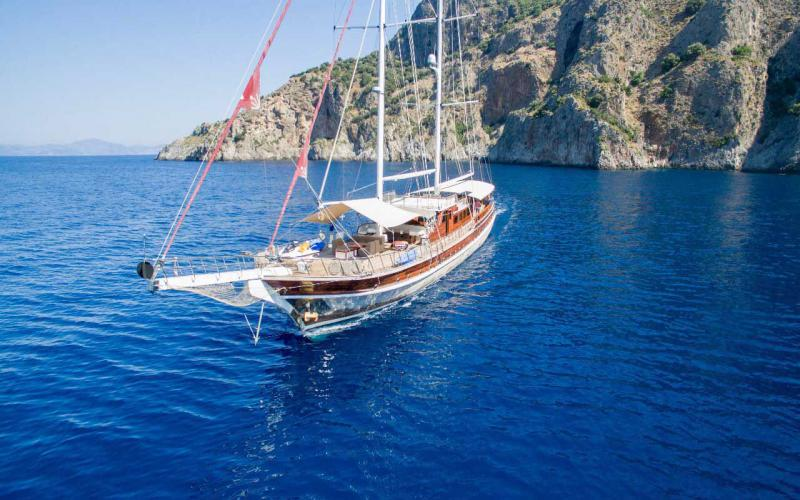 Fortuna 2,Light Tours Blue Cruise, Gulet Charter, Yacht Charter 2793