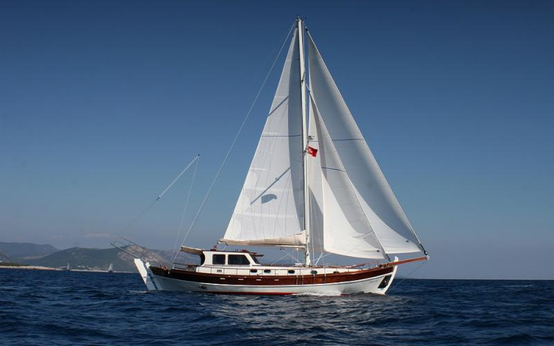 Hayal 62 gulet,Light Tours Blue Cruise, Gulet Charter, Yacht Charter 303