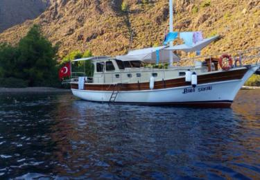 Baba Sukru gulet,Light Tours Blue Cruise, Gulet Charter, Аренда яхт 393