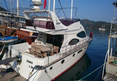 M/Y Özben motoryat fethiye light tours,Light Tours Blue Cruise, Gulet Charter, Аренда яхт 428