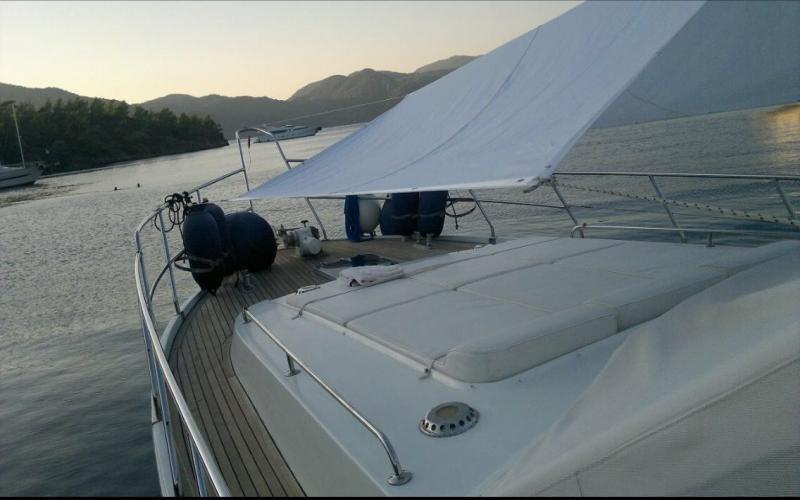 Lagoon luxury fethiye light tours