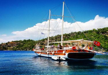 Holiday VI (Holiday 6),Light Tours Blue Cruise, Gulet Charter, Yacht Charter 45