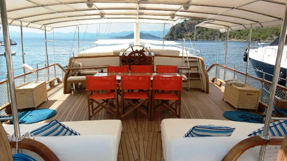 Holiday VI (Holiday 6),Light Tours Blue Cruise, Gulet Charter, Yacht Charter 39