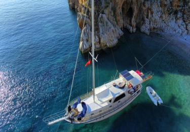 Dido,Light Tours Blue Cruise, Gulet Charter, Yacht Charter,Merlin 52