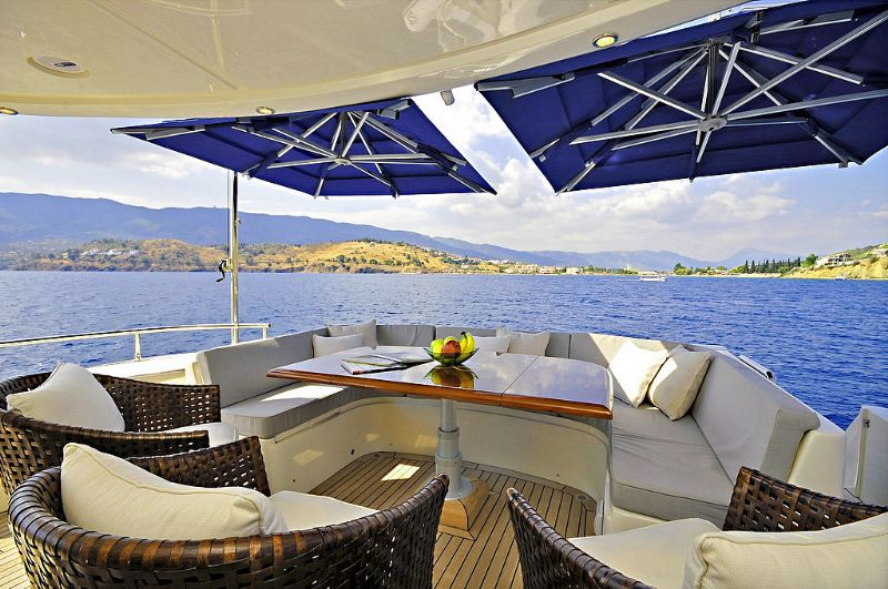 Time motor yacht fethiye light tours