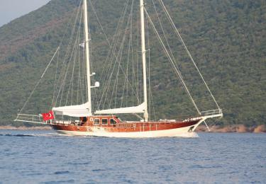 White Goose fethiye light tours,Light Tours Mavi Yolculuk,Gulet Kiralama,Yat Kiralama 722