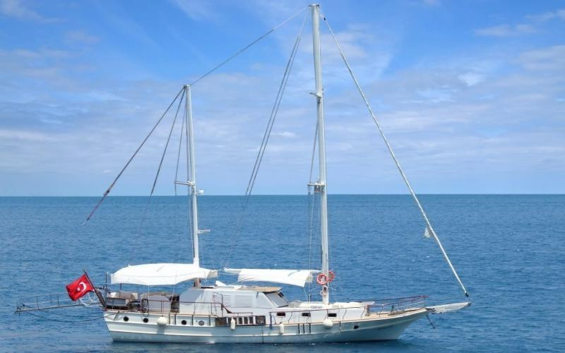 Perfect Life light tours fethiye gulet charter blue tour,Light Tours Blue Cruise, Gulet Charter, Yacht Charter,Yacht Charter 764