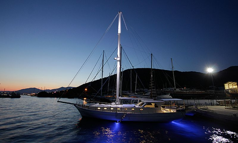 Mini gulet kiralama fethiye light tours