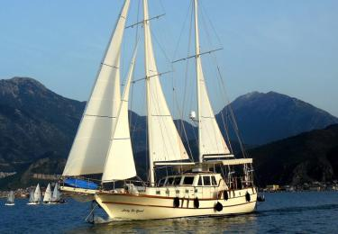 Lady Be Good gulet light tours yatlar fethiye göcek marmaris