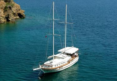 Lady Be Good gulet light tours yachts fethiye gocek marmaris
