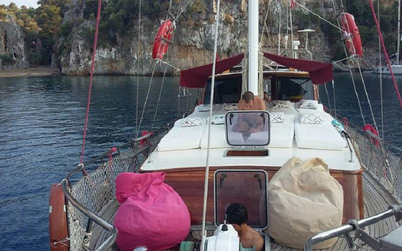 Denuka gulet rental fethiye light tours yachts