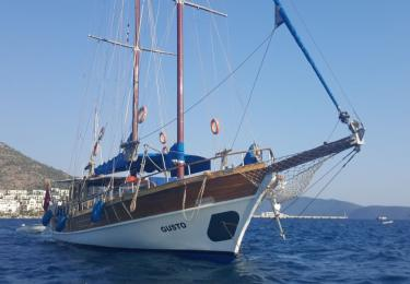 Gusto gulet bodrum yacht rental light tours yachts,Light Tours Blue Cruise, Gulet Charter, Yacht Charter 1049
