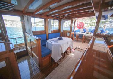 Gusto gulet bodrum yacht rental light tours yachts,Light Tours Blue Cruise, Gulet Charter, Yacht Charter 1036