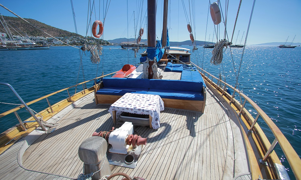 Gusto gulet bodrum yacht rental light tours yachts,Light Tours Blue Cruise, Gulet Charter, Yacht Charter 1046