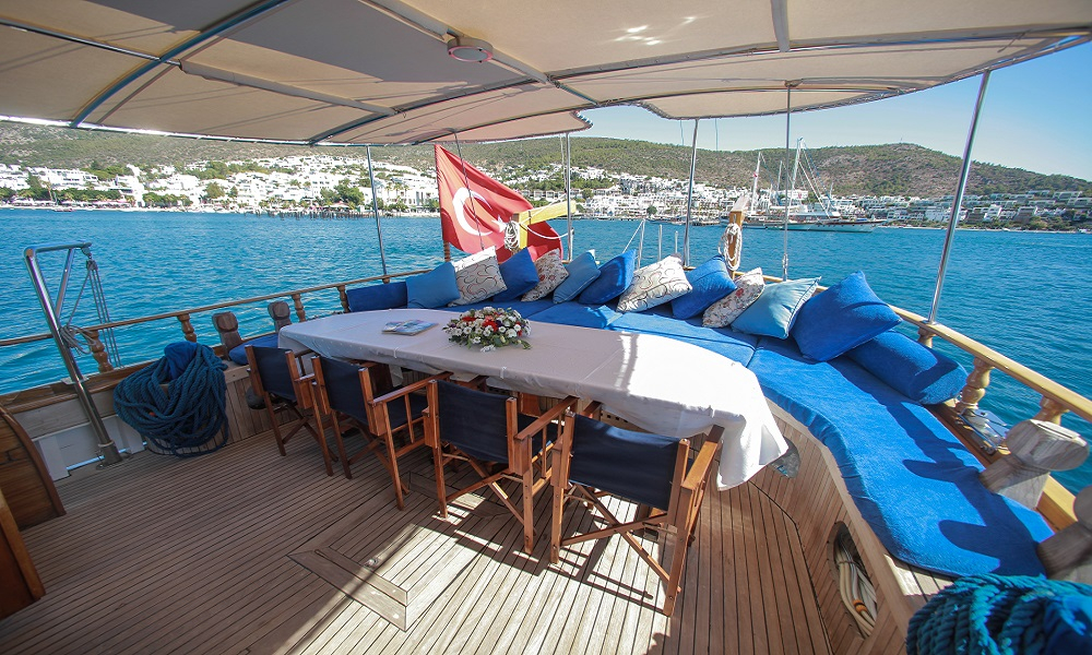 Gusto gulet bodrum yacht rental light tours yachts,Light Tours Blue Cruise, Gulet Charter, Yacht Charter 1038