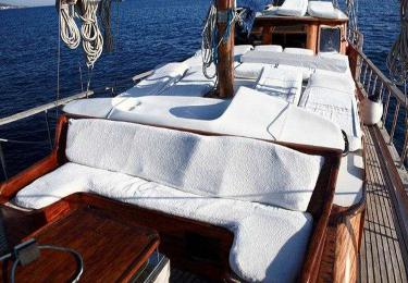 Urania gulet rental marmaris light tours yachts