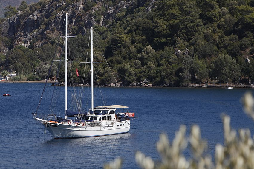 Sumru Sultan gulet charter marmaris light tours yachts