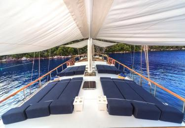 Remzi Yilmaz  bodrum blue voyage tour light tours yachts