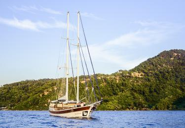 Wicked Felina gulet charter marmaris light tours yachts blue tour