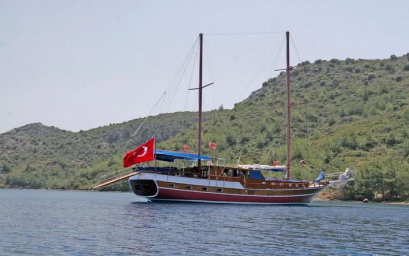 North Star Marmaris gulet rental fethiye light tours blue cruise yachts,Light Tours Blue Cruise, Gulet Charter, Yacht Charter 1330